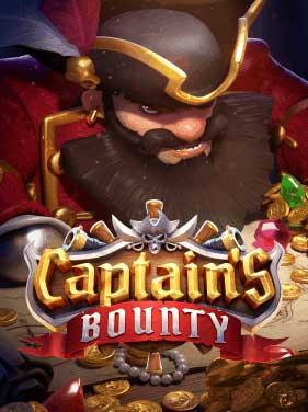 ทดลองเล่น Captains Bounty