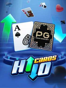 ทดลองเล่น Cards Hi Lo