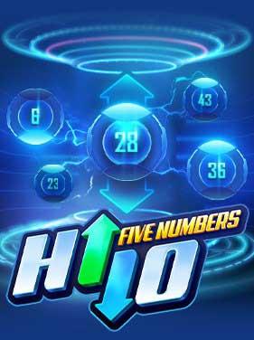 ทดลองเล่น Five Numbers Hi Lo