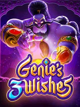 ทดลองเล่น Genies 3 Wishes