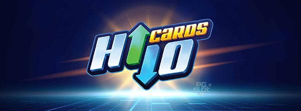 ทดลองเล่น Cards Hi Lo PG168