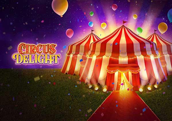 ทดลองเล่น Circus Delight PG168