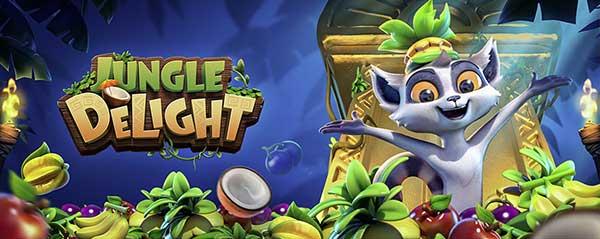 ทดลองเล่น Jungle Delight PG168