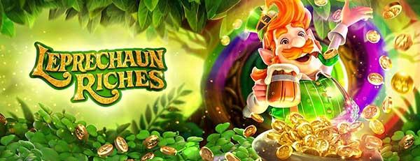 ทดลองเล่น Leprechaun Riches PG168