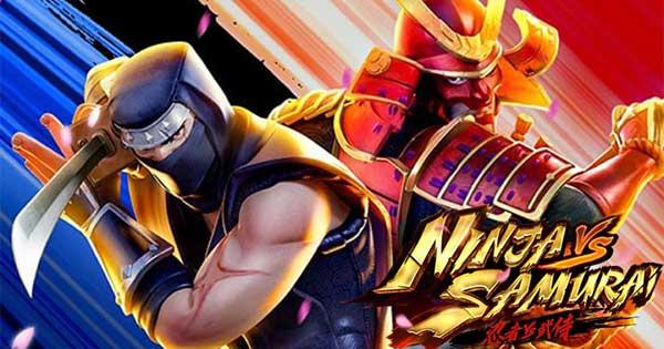 ทดลองเล่น Ninja vs Samurai PG168