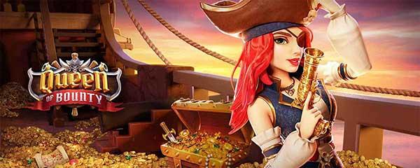 ทดลองเล่น Queen of Bounty PG168