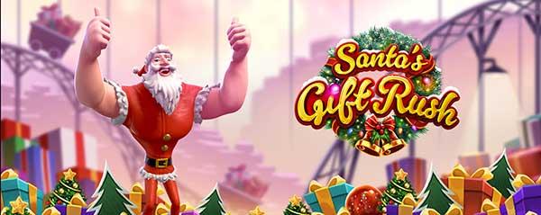 ทดลองเล่น Santa's Gift Rush PG168