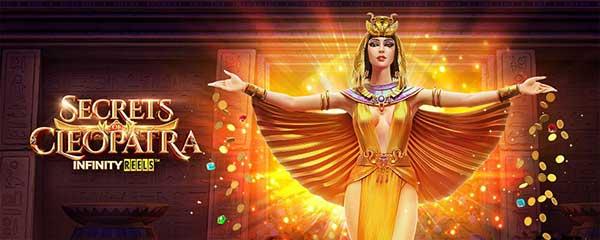 ทดลองเล่น Secrets of Cleopatra PG168