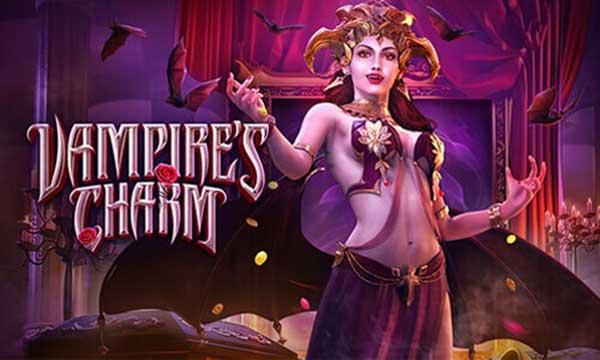 ทดลองเล่น Vampires Charm PG168