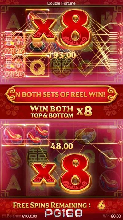 รีวิวเกม Double Fortune