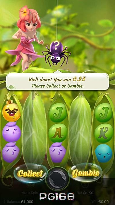 รีวิวเกม Peas Fairy