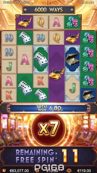 รีวิวเกม Dreams of Macau